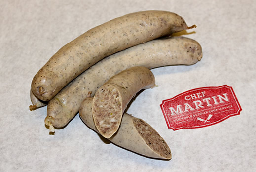Chef Martin - Old World Butcher Shop Sausage - Italian Sausage