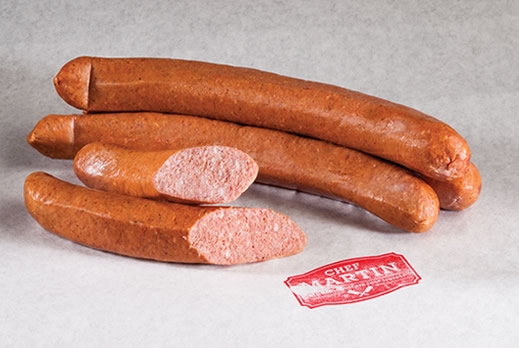 Chef Martin - Old World Butcher Shop Sausage - Smoked Polish